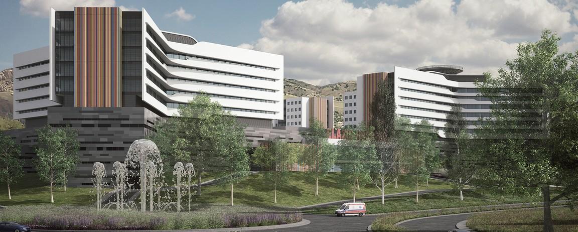 Showcase Project: Elazig Hospital, Turkey